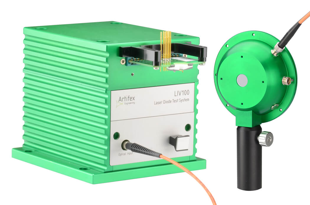 Charakterisierung von Laserdioden