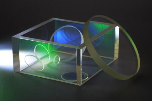 Optische Fenster: rund, eckig, groß und klein
