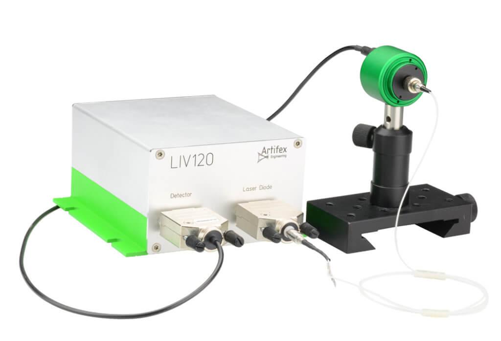 Charakterisierung von Laserdioden LIV120