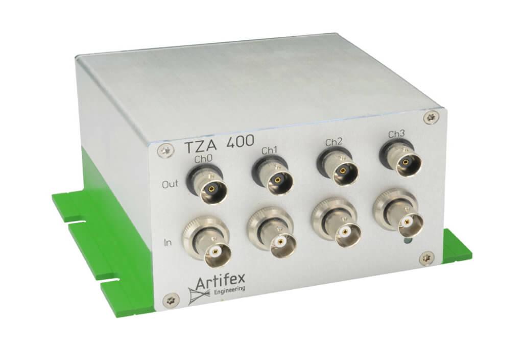 Transimpedanzverstärker TZA400