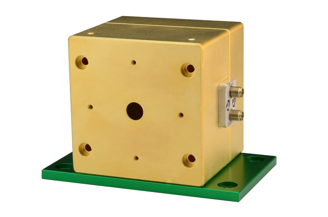 Gold Integrating Spheres G65