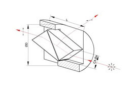 High Transmission Brewster Polarizers